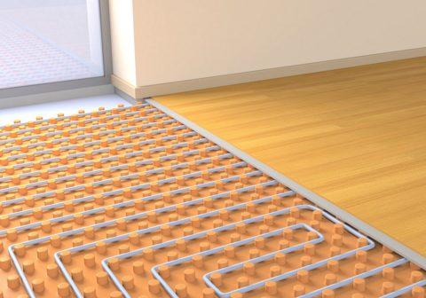 Comparatif des 3 types de chauffage : mural, au sol, par le plafond