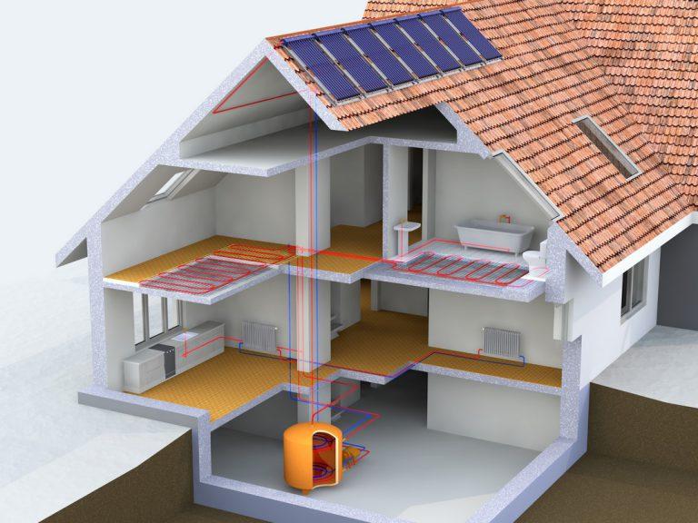 La climatisation au gaz (ou pompe à chaleur réversible)