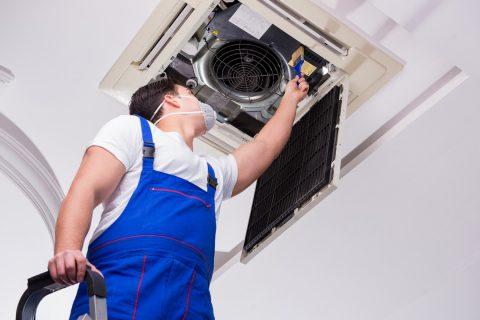 chauffage plafond électrique
