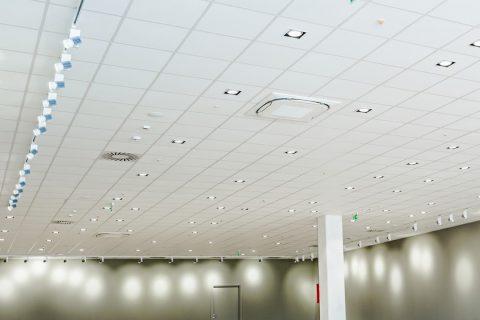 Les différents types de chauffage au plafond