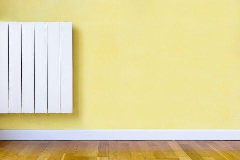Le radiateur à inertie fluide