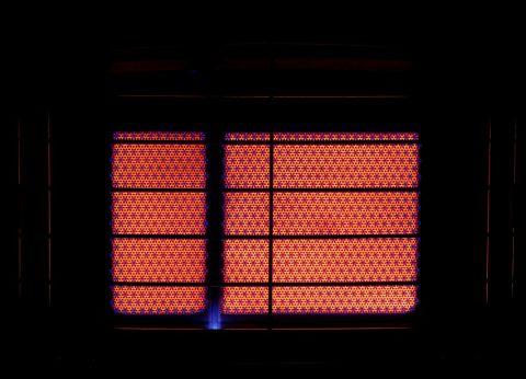 Le radiateur en céramique