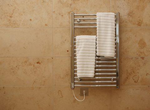 Principes des panneaux rayonnants sèche serviette